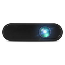 Canada P7 Mini Projecteur LCD 600 Lumens Portable Support Porjector 1080P 320 x 240 Mini Projecteur avec Haut-Parleur Pour Jeux Vidéo Films Offre