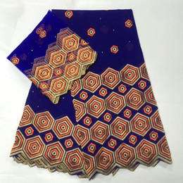 Wholesale Swiss African Lace Fabric Wholesale - African Lace Fabric 2017 High Quality 100%Cotton Swiss Voile Lace With Stones Swiss Voile Lace In Switzerland Clothes