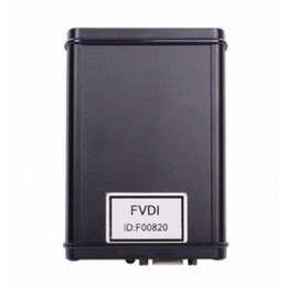 Wholesale Volvo 18 - 2014V FVDI ABRITES Commander 18 in 1 Without USB Dongle No Time Limited