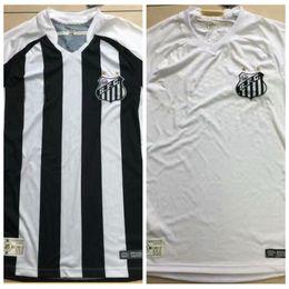 New 2018 2019 Brazil Santos FC Soccer Jersey 18 19 home away best quality  football shirts 7c4b2396b