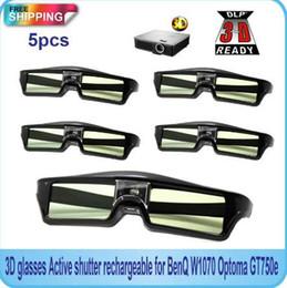 2019 загрузить acer 5PCS Active Shutter 144Hz 3D-очки для проектора Acer / BenQ / Optoma / View Sonic / Dell DLP-Link Бесплатная доставка! дешево загрузить acer