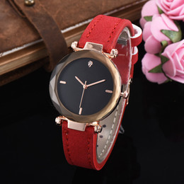 leather dress accessories Australia - Top Sell AAA Quality Women Fashion Diamond Watch Leather Designer Dress Watches 34mm Case Life Waterproof Party Accessories Female