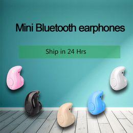 Canada Nouveau Mini S530 Sans fil Bluetooth Écouteur Portable Stealth In-Ear Écouteur Sport Mains Libres Casque Avec Micro Stéréo Musique pour téléphone Offre