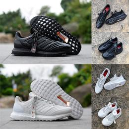 zapatos de fútbol Rebajas La más nueva venta Ultra Off Soccer Running  zapatos núcleo Triple Negro 1c2b331de83db