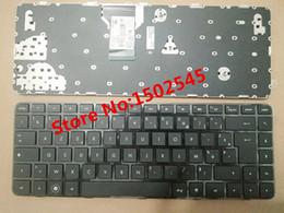 Dm4 laptop on-line-Frete Grátis Nova Marca Original Teclado Do Portátil Para O Pavilhão DM4 DM4-1000 DM4-1065dx dm4-1022TX FRA FR Teclado 662109-051