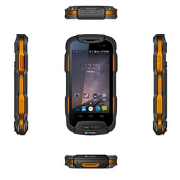 Wholesale Digital Camera Orange - hot sale Oinom V9T IP68 MTK6735 Quad core Android5.1 Tri-proof 4 inch outdoor 5200mAh 4g lte rugged multi language mobile phone