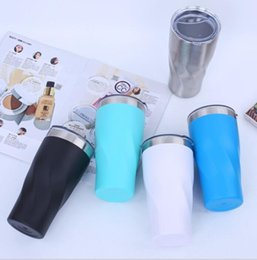Wholesale Stainless Steel Vacuum Travel Bottle - 20OZ Stainless Steel Cups Vacuum Insulated mugs with lid Travel Tumbler Water Bottles Coffee mug Large Capacity Mug With Lid KKA3853