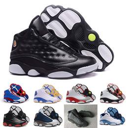 Modelos de cohetes online-13 XIII Zapatillas de baloncesto para hombre de alta calidad Modelo 3M Rocket Trainers Shoes al por mayor