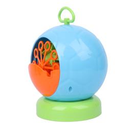 Máquina de Burbujas Automáticas Blower Maker Niños Niños Partes de Interior Al Aire Libre Juguetes para niños regalo desde fabricantes