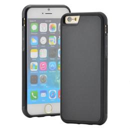 Canada Cas de téléphone anti-gravité pour IPhone X 8 7 6 s 6 Plus bord Samsung S7 S6 Magic Stick Anti gravité nano couverture d'aspiration Offre