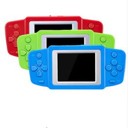 2019 jeux vidéo manuels RS-33 rétro jeu vidéo console de jeu portable console de jeu portable pour enfants peut stocker 268 cadeaux d'anniversaire garçon classique jeux vidéo manuels pas cher