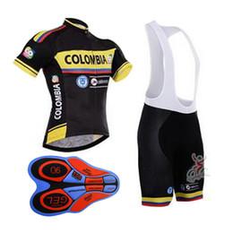 2019 orica велосипедные одежды 2018 новая команда Колумбия велоспорт Джерси 9D гель pad нагрудники шорты Ropa Ciclismo pro велоспорт одежда Мужская лето велосипед Майо костюм J92103