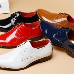 Wholesale sizes 13 dress - 2018 Fashion Men's Classical Fashion Casual Oxford Business Shoes Dress Shoes Size 6-13 AK1875