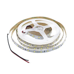 cinta de luz led doble Rebajas Nueva llegada 4040 SMD LED Strip Light 120LED / M 60LED / M Cinta de luz flexible Doble PCB Led cinta de raya mejor que 5050 5630