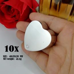 f3ecd48c7e 10PCS Custom wedding Ring Box, Personalized Wedding Valentines Engagement  Sliver plate metal Ring Bearer Box