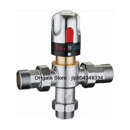 Wholesale Water Control Valves - Thermostatic laboratory Mixer thermostatic valve water temperature controller
