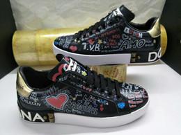 nueva zapatilla de rock Rebajas NUEVA Moda Zapatillas de deporte de cuero de camuflaje Runner Zapatos Hombres, Mujeres Rock Studs Al aire libre Casual Zapatillas de deporte de los entrenadores yh18071906