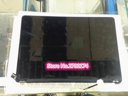a1398 mela Sconti 99% nuovo gruppo schermo LCD originale A1398 per Apple Macbook Retina 15 '' A1398 2015 anno EMC 2909 EMC 2910 MJLQ2 MJLT2