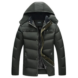 Argentina 2018 invierno caliente esencial abajo traje de algodón de los hombres jóvenes abrigo de algodón de los hombres chaqueta de algodón gruesa hombres abrigo de invierno cheap young men casual jacket Suministro