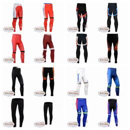 Wholesale Thermal Warm Tights - KTM KATUSHA team Cycling Winter Thermal Fleece long pants Men Keep warm Windproofr quick dry Tights gel long Pants Q50320