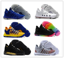 30ea0a6cf42e3 kd sales Promo Codes - 2018 Top Quality KD 10 Aunt Pearl shoes for sale  Kevin