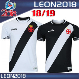 247b0a9f6 2018 2019 Vasco da Gama jersey MAXI Y.PIKACHU A. RIOS PAULINHO soccer  jerseys 18 19 Da Gama home away football shirt