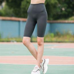 Shorts deportivos transpirables online-Sexy Brand Yoga Shorts Mujeres Pantalones deportivos con bolsillo transpirable Athletic Running Fitness ejercicio al aire libre Gym Goods 22ll Ww