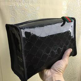 2019 meilleurs sacs de voyage Pvc grande capacité en gros zip lock travel pu sac / beauté pu sac cosmétique avec le meilleur design meilleurs sacs de voyage pas cher