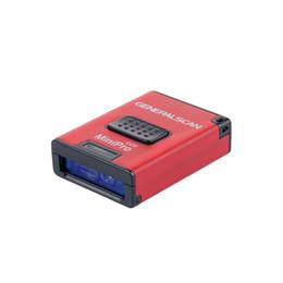 Wholesale Mini scanner de code à barres de poche Bluetooth Generalscan M300BT PRO sans batterie