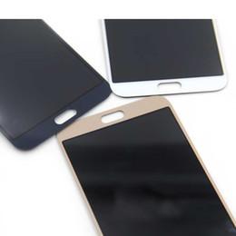2019 samsung e7 lcd Compatible para Samsung Galaxy E7 Pantalla LCD para Samsung E7 E700 E7000 Pantalla LCD Pantalla táctil Digitalizador (brillo ajustable) samsung e7 lcd baratos