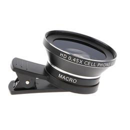 Deutschland MagiDeal Clip-on-12-fach-Zoom-Teleskop Kamera-Teleobjektiv und Weitwinkelobjektiv schwarz Versorgung