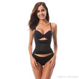 4c8638097f Rubber Latex Waist Trainer Women Paste Steel Boned Tummy Belly Girdle Black  Shaper Corset Underbust Fajas Shapewear GCW15811 XS-3XL
