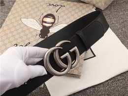 Wholesale production jewelry - 2018 Special Offer Belts free Standard Men Women (with Box)2017 New Fashion Jewelry Bracelet, A Variety of Color Choices, Leather Production