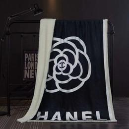 Горячая продажа Теплый AB двухсторонний мягкий овечьей шкуре толстой хрустальной замши прилива бренд кондиционер одеяло одеяло от