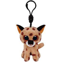 """Gatti di ti online-Ty Beanie Boos Grano saraceno Lynx Small Cats Cats Peluche Peluche Ripiene Peluche Bambola 4 """"10 cm"""