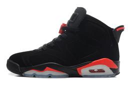 NIKE Air Jordan 6 Retro J01-9 2018 sneakers Klassische Paar Schuhe Klassische Paar Schuhe Männer Frauen Netze rutschfeste Schuhe 36-46 New Best von Fabrikanten