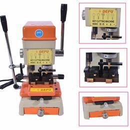 Argentina DeFu-998C El Mejor Coche Usado Silca Key Cutting Machine Auto Lock Pick Gun Ganchos Juego Conjunto Puerta de Coche Abierta cheap used key machines Suministro