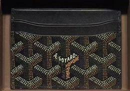 Carteras de cuero delgado para hombre online-2016 New Mens Fashion Classic Design Casual Tarjeta de crédito ID Holder Hiqh Quality Real Leather Ultra Slim Cartera Bag Bag For Mans / Womans