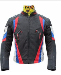 Wholesale Motors Jacket - New motorcycle Racing protective Oxford cloth Jacket.Motocross clothing,motorcycle,bright and colorful motor hump jacke