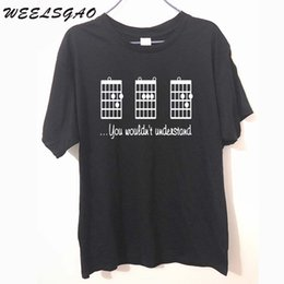 magasin de cou de guitare Promotion WEELSGAO T Shirt Boutique Court Hommes F Chord Dad Drôle Guitare Musicien Unisexe O-Neck Mode T-shirts