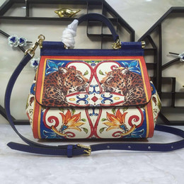 Wholesale American Cows - New Designer women handbags All Cow Leather Bags Durable Top End Quality 25cm width Good Package factory prices Free shipping