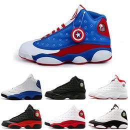 13s chaussures de basketball pour hommes Il a obtenu le jeu Hyper royal  black cat DMP MTLC GOLD Chicago 13 baskets pour hommes de sport sneaker  taille 8-13 ... 4e6bb71b6