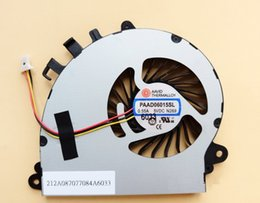 Wholesale Msi Cooler - SSEA New CPU Cooling Fan for MSI GS70 GS72 MS-1771 MS-1773 CPU Fan PAAD06015SL N269