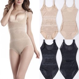 Wholesale shapewear seamless brief - New Arrival 2018 Seamless Shapewear For Women Briefs Postpartum Abdomen Briefs Underwear Corsets Bodysuits High Quality CPA952