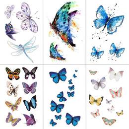 Promotion Tatouage Papillon Vente Dessins De Tatouage Main