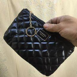 2019 fond de maquillage Livraison gratuite nouvelle arrivée sac cosmétique de base lavage féminin sac de maquillage dame sac à main de mode portefeuille populaire promotion fond de maquillage