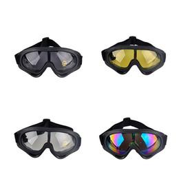 WOLFBIKE Esportes Ao Ar Livre de Proteção Motocross Mountain Bike Óculos de  Ciclismo de Esqui Das Mulheres Dos Homens À Prova de Vento de Esqui Fora de  ... a49baccafa