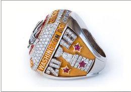 anel da copa do mundo Desconto Os mais recentes 2018 Washington Capitals Stanley Cup Campeonato do Mundo Anéis MVP Ovechkin anel de hóquei no gelo personalizado Presentes de alta quanlity lembrança