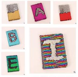 tarjetas para palabras Rebajas Mermaid Stationery School Supplies Notepads Lentejuelas de Papel de Memo Pad Portable Words Cards Regalo de Los Cabritos 78 Hojas de Libretas de Oficina Envío Gratis