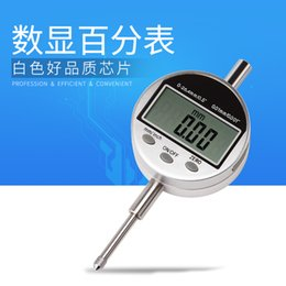 indicateurs numériques Promotion Indicateur à cadran d'affichage numérique / Tableau des indicateurs 0-12,7mm / 0-25,4mm